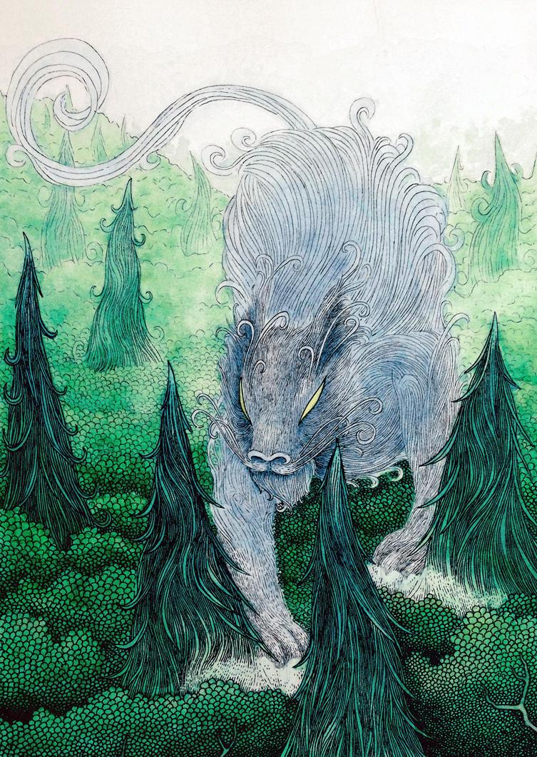 Jungle cat II by imaginarypeople26