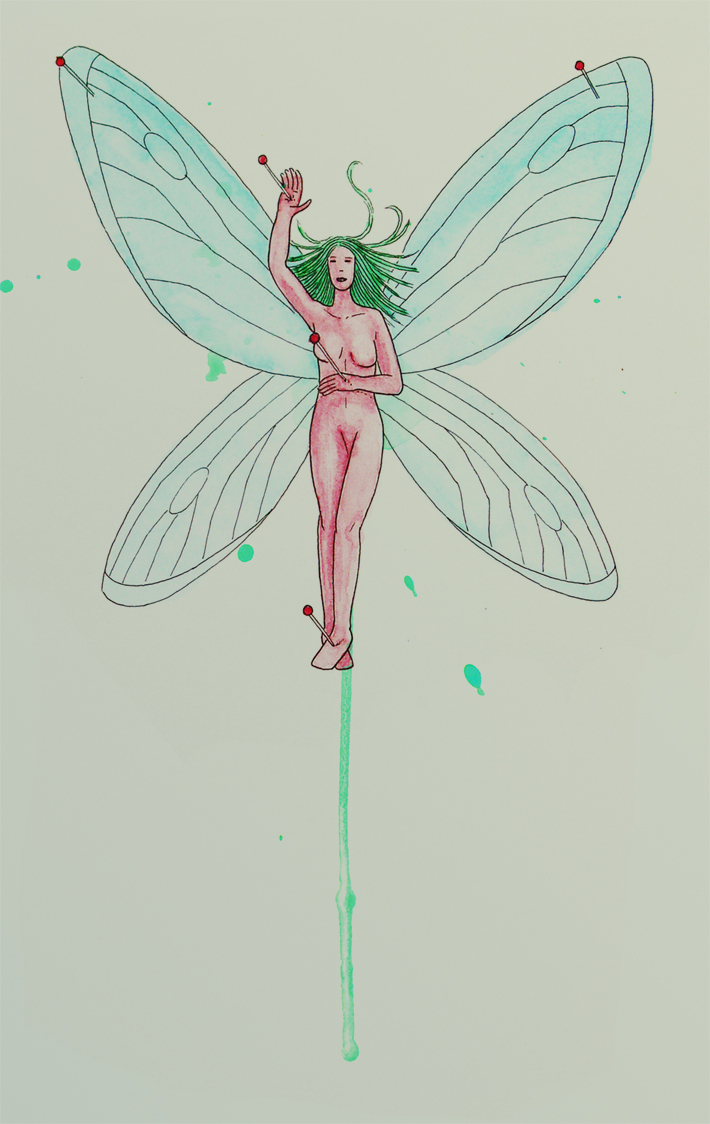 Fairie Specimen by imaginarypeople26