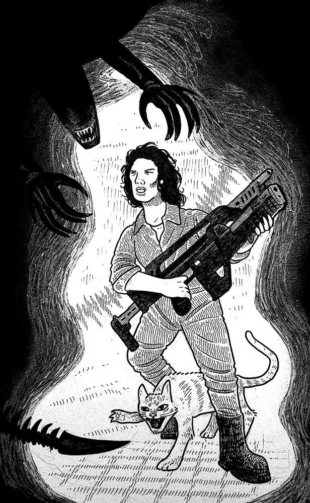 Ripley by imaginarypeople26