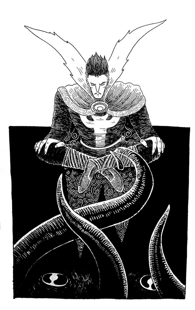 Dr. Strange by imaginarypeople26