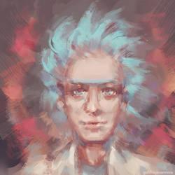 Rick by Gallifreyevermore