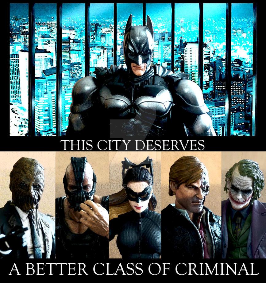 A Better Class Of Criminal by kickm