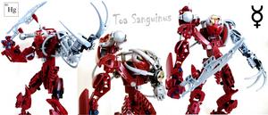 Sanguinus, Toa of Mercury