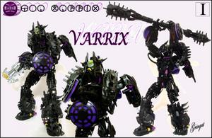 Varrix, Toa of Iodine by Lol-Pretzel