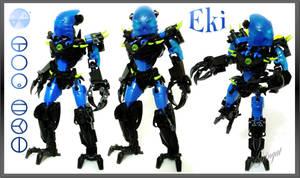 Eki, Toa of Dark Waters
