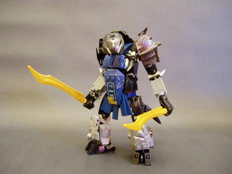 Throg, Temple Guardian