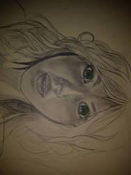 pencil face