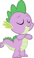 Simply Satisfied Spike