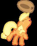 Applejack's Hat Trick