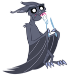 Betty Bat Barely Bites Breakfast