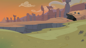Edge of Equestria by Reginault