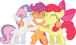 Cutie Mark Crusaders' Moment