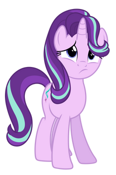 Starlight's Not Sure About That Glimmer