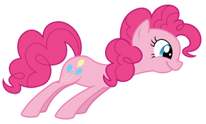 Pinkie Knows You Like Cupcakes by Reginault