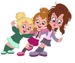 THE SUEAKUEL CHIPETTES