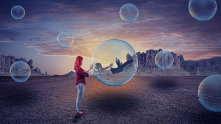 Life In A Bubble by uptownhustler