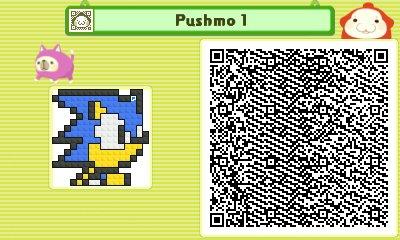 Sonic Pushmo Level! by Goodbye18000