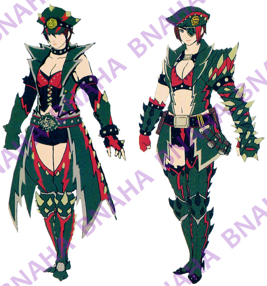 Deviljho G Armor By Bnaha On Deviantart