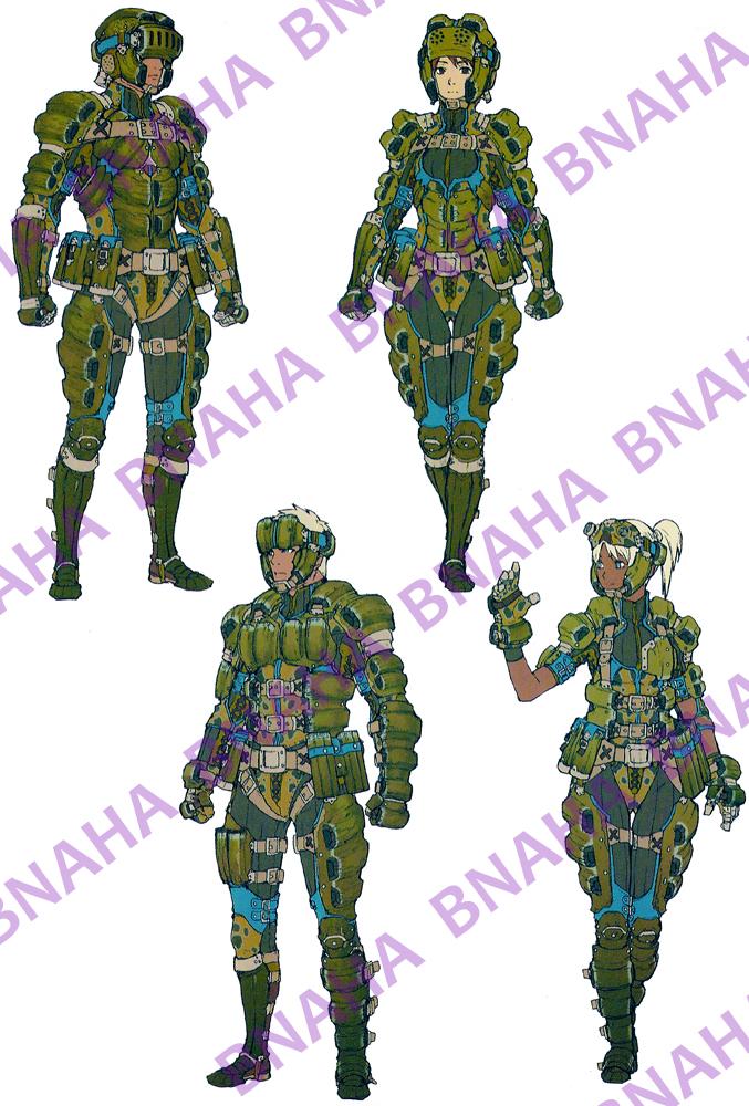 Nibelsnarf Armor by Bn...