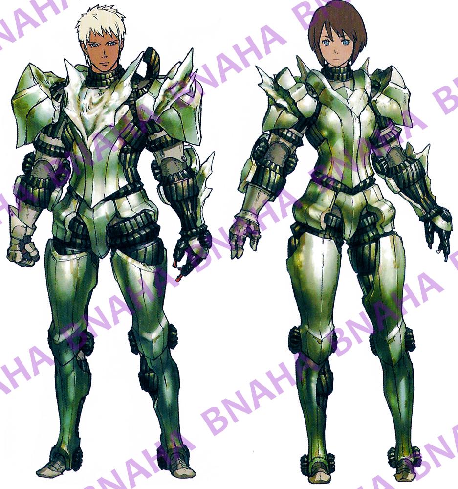 Artian Armor By Bnaha On Deviantart