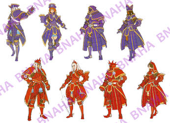Lunastra And Teostra Armor