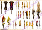 Weapon Page #9