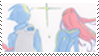Dominic + Anemone :stamp: by colormymemory