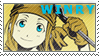 Winry :stamp: by colormymemory