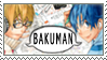 Bakuman :stamp: by colormymemory
