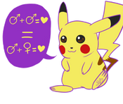 Pika! (Spirit Day) by colormymemory