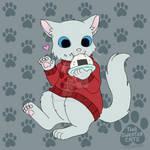 thesweatercats - Rice Ball