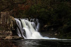 Abrams Falls by JonUriah