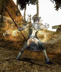 Pagan Wizard by RAYLGUN-93