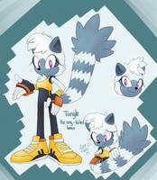 Tangle by Amoretoylover