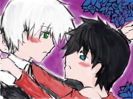 DP Kannazuki no Miko Ed parody by apol8mlyn