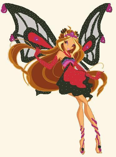 Dark Flora Enchantix by winxphantom