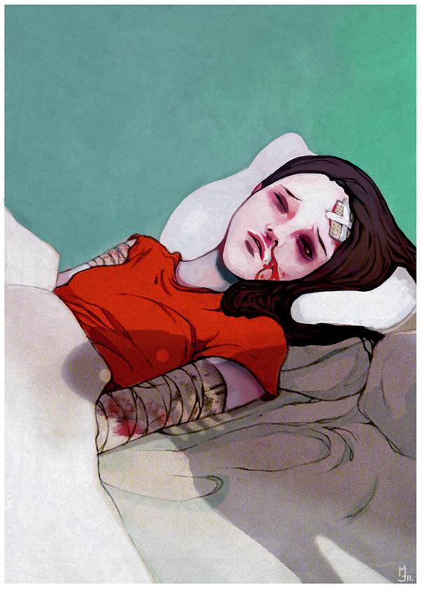 Love Hurts by Kindoffreak