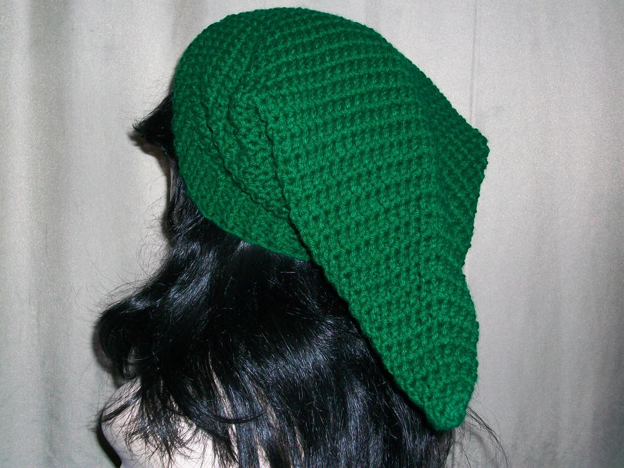 Link from Zeld Crochet Hat by FashionDivaCrochet on DeviantArt