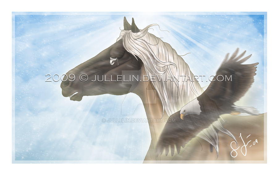 Amazing Grace by Jullelin