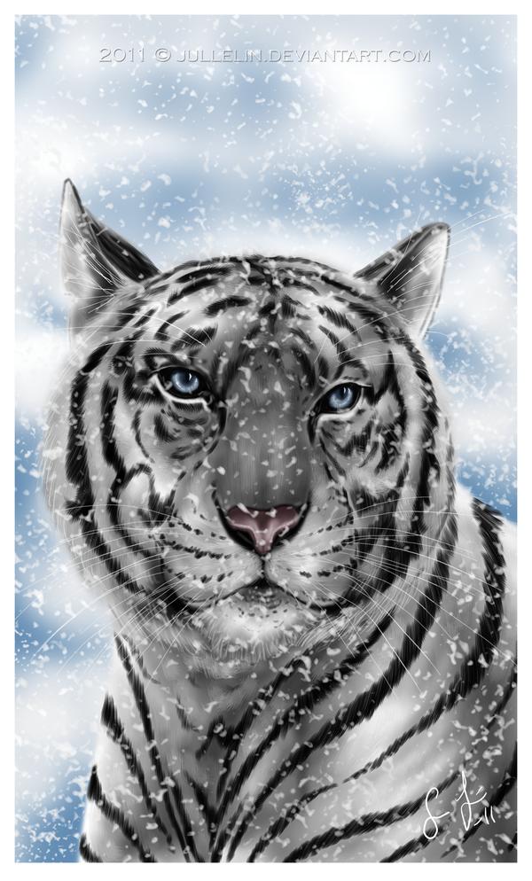 Winter by Jullelin