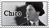 Chico Marx Stamp by Jullelin
