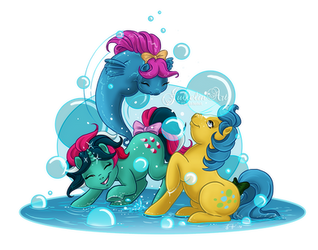 Fizzy's Bubbles by Jullelin