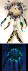 Pandora Na'vi Dream Catcher by machine-guts