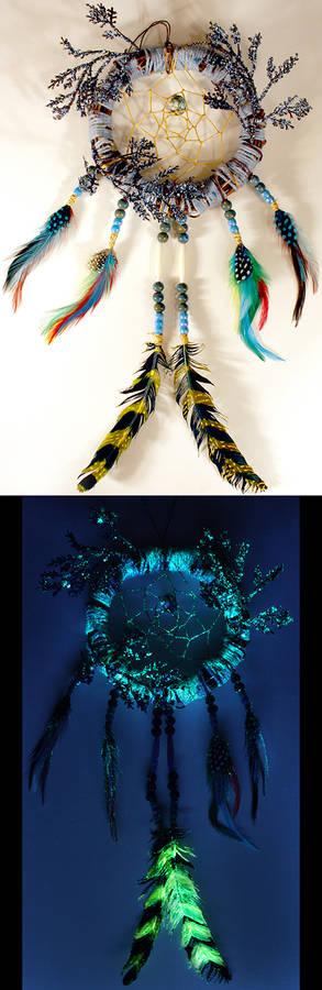 Pandora Na'vi Dream Catcher