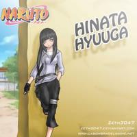 Hinata Hyuuga by zeth3047