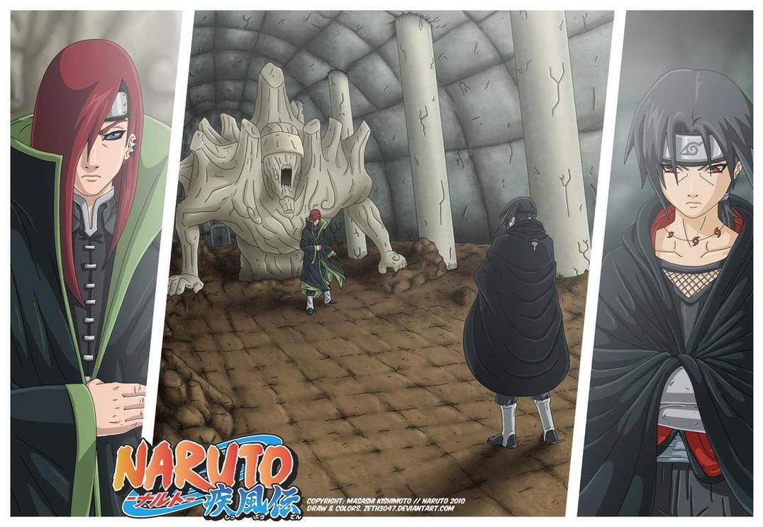 [Yamanaka ino] Dreammatch_nagato_vs_itachi_by_zeth3047-d2z68be