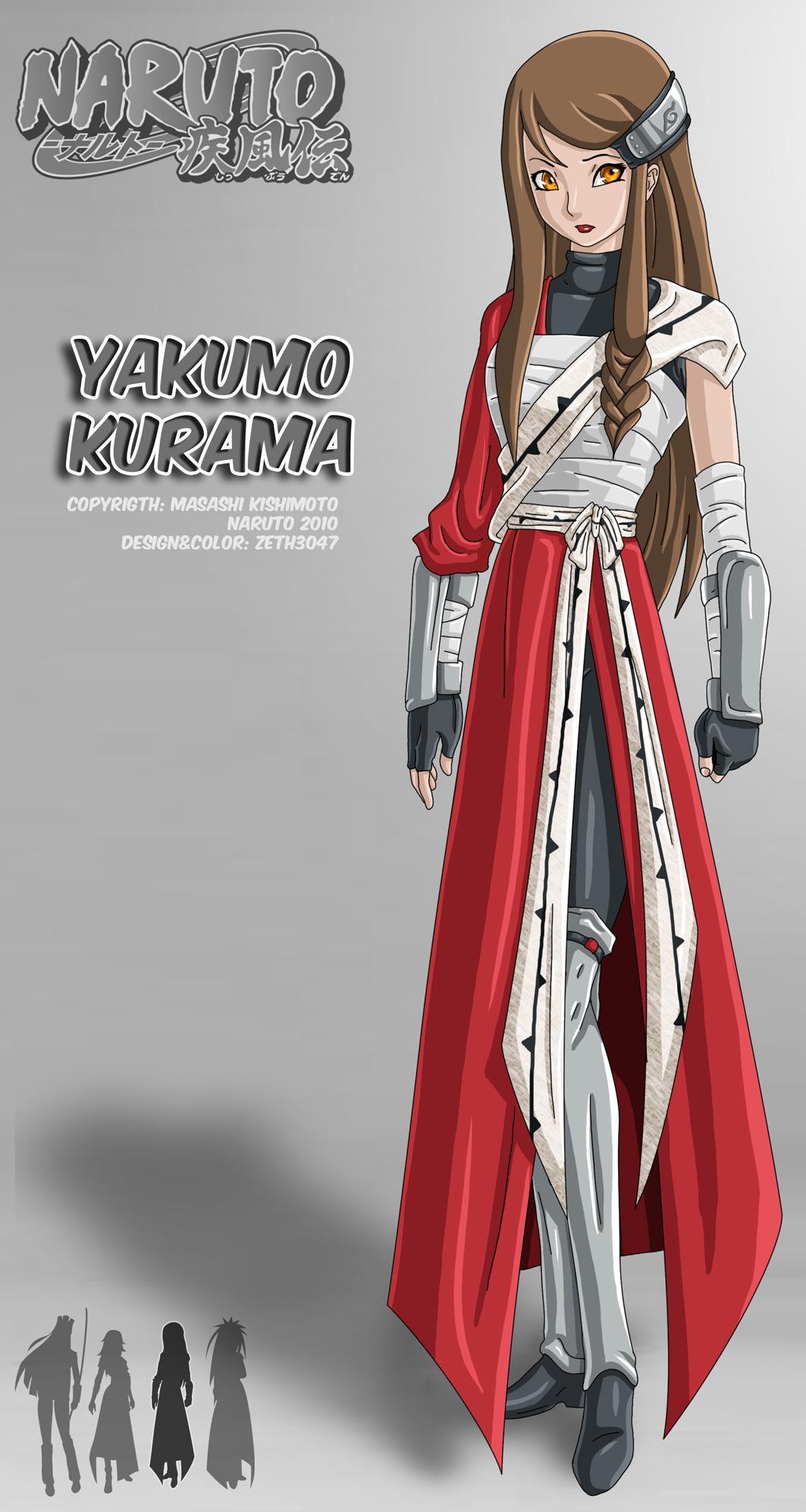 Имя мне Курама — фанфик по фэндому «Naruto» - Книга