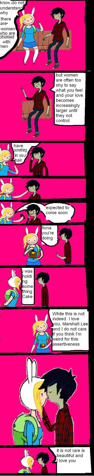 fionna obsesiva by vampiirasexy