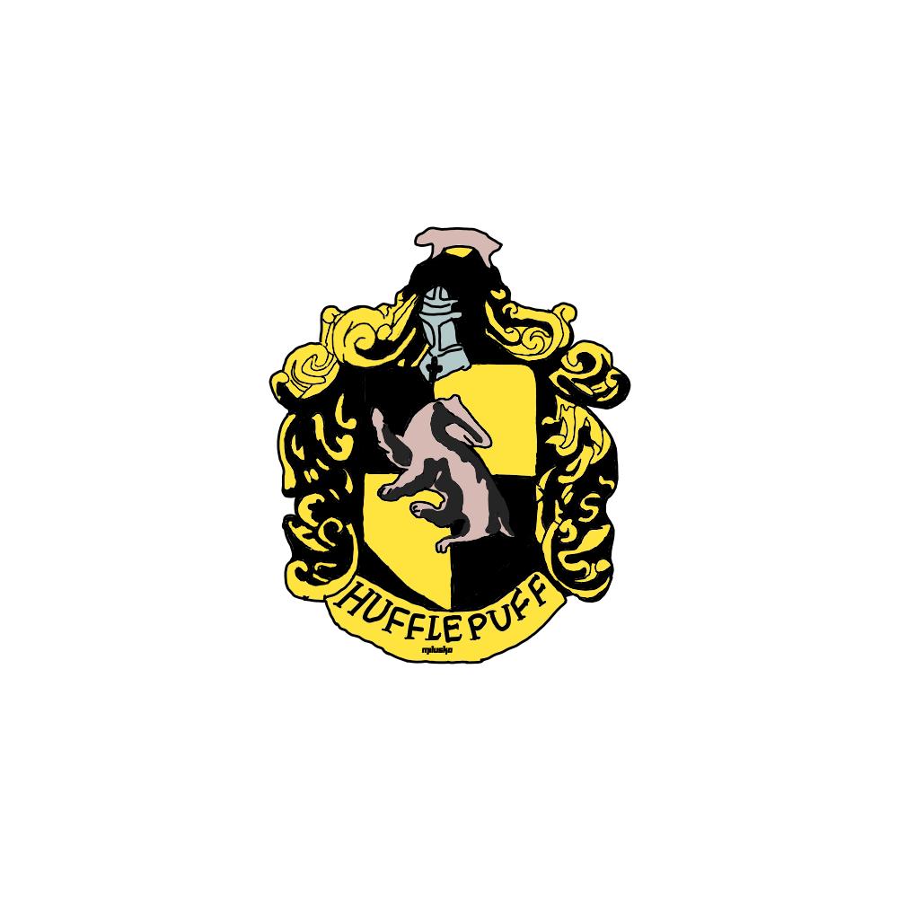 Free Hufflepuff Crest By MiluskaTheGamer On DeviantArt