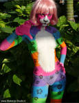 Multicolor Cat